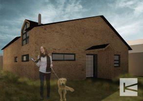 Rodinný dom UK Jasenie